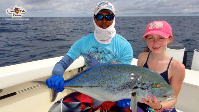 Fishing Photos, Bluefin Trevally