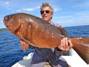 Fishing Photos, Cubera Snapper