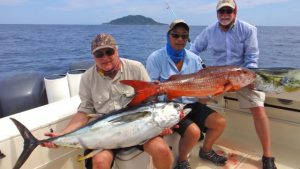 Fishing Photos, Mullet Snapper, Yellowfin Tuna