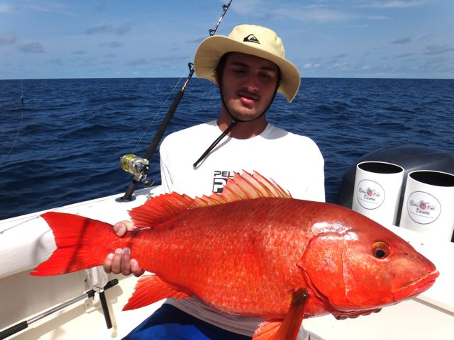 Fishing Photos, Red Snapper