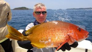 Fishing Photos, Yellow Snapper