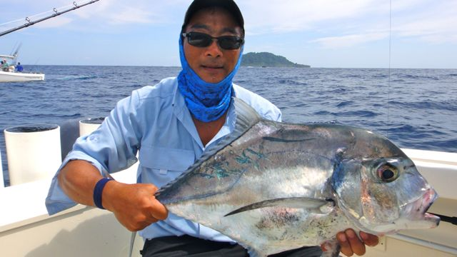 Fishing Photos, African Pompano