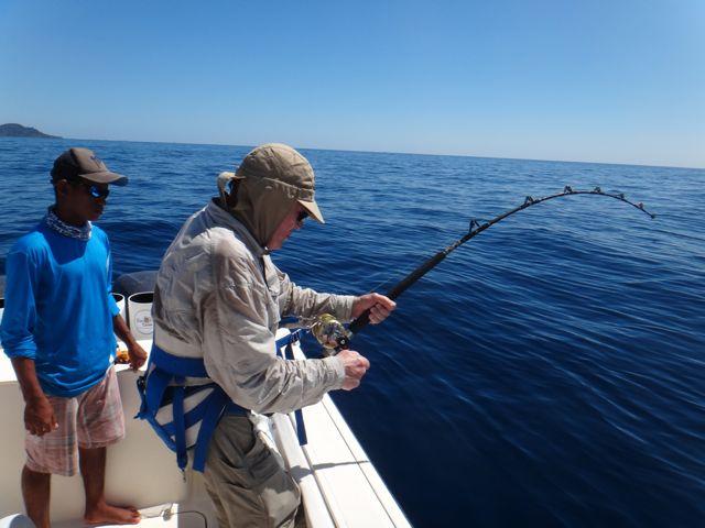CFP- Rod bending Marlin Action