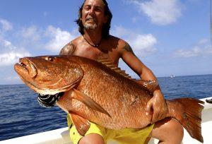 2019 Panama Fishing Season, Fishing Photos, Cubera Snapper
