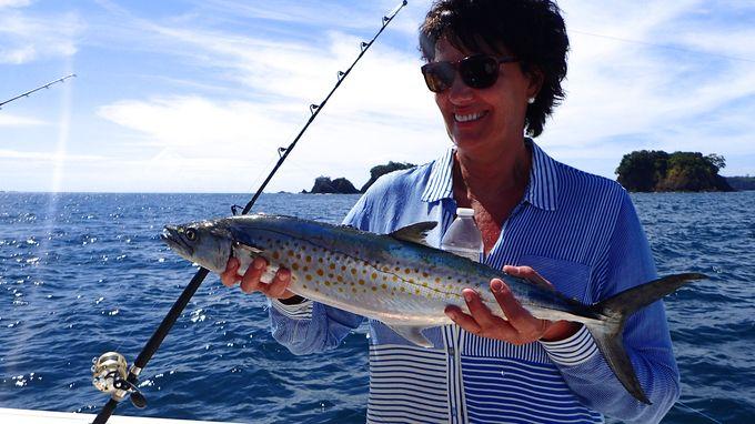 Fishing Photos. Sierra Mackeral